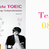Listening Complete TOEIC - Test 08