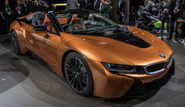 2019 BMW i8 Roadster Review Design Release Date Price And Specs