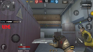 Chinese FPS Game Android