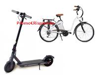 """Logo Concorso """"Riparti con enelpremia WOW!"""" : vinci gratis 30 e-bike e 150 Monopattini Elettrici"""