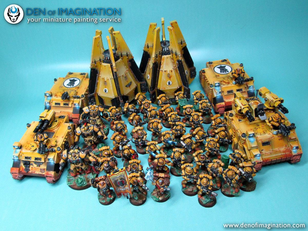 Blog For The Emperor For Dorn