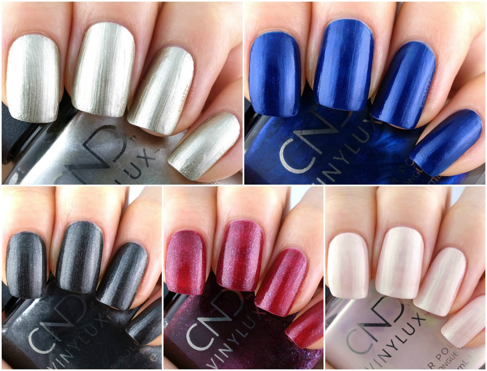 CND | Holiday 2019 Crystal Alchemy Collection: Review and Swatches