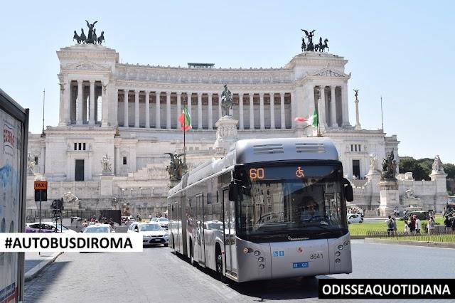 #AutobusDiRoma – BMB Avancity+ HTB: i filobus del corridoio Laurentino!