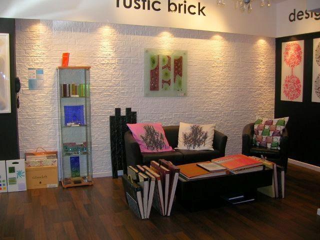 Interior Brick Wall Painting Ideas