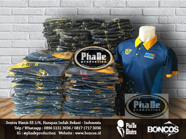 JERSEY BEACUKAI PHADE PRODUCTION