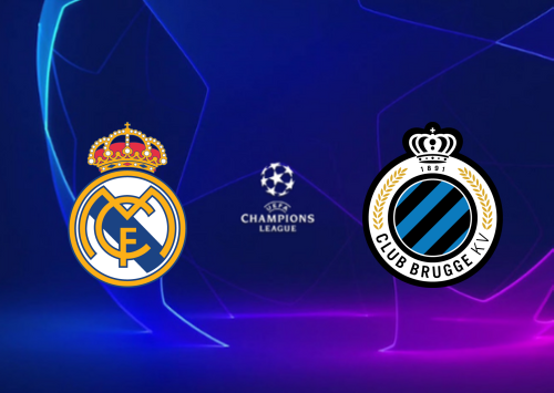 Real Madrid vs Club Brugge -Highlights 1 October 2019