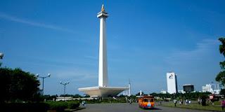 Ibu kota negara pindah keluar pulau Jawa