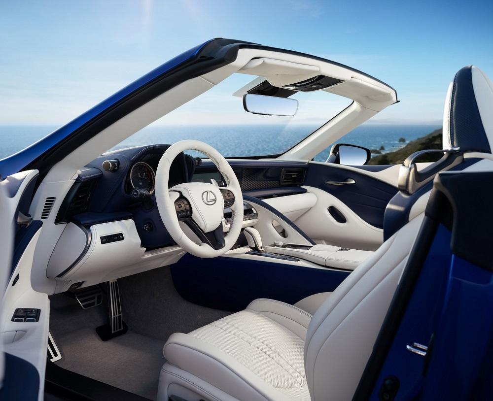 Lexus LC500 Convertible