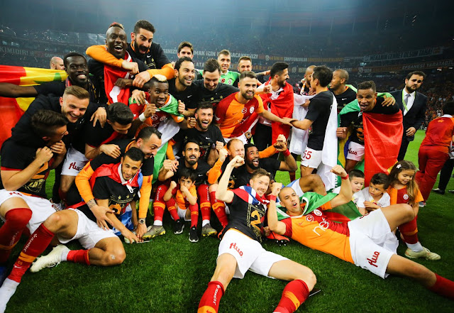 Galatasaray, Süper Lig tarihine geçti