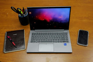 Laptop workstation hp zbook firefly 14 G8