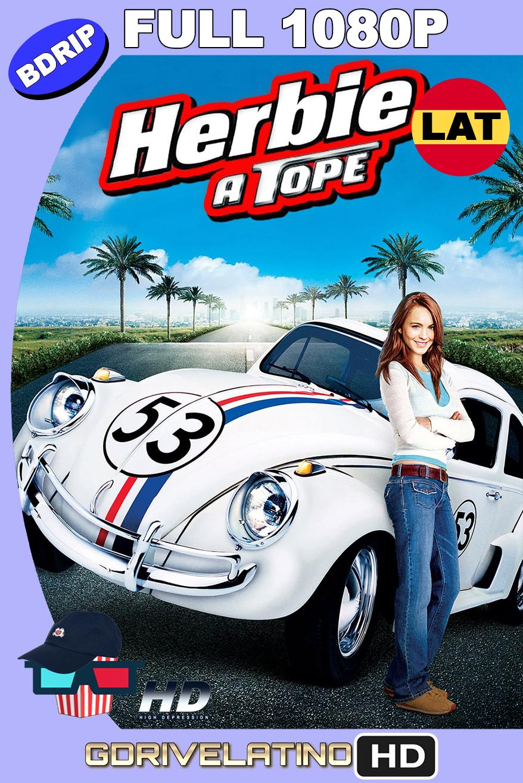 Herbie : A Toda Marcha (2005) BDRip 1080p Latino-Ingles MKV