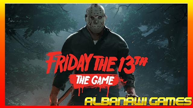 تحميل لعبة Friday the 13th The Game من ميديا فاير