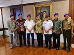 KETUM PEPABRI di Harapkan menjadi Pelindung KOMENWA Indonesia.