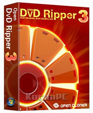 Open DVD Ripper 3.80 Build 515 + Crack