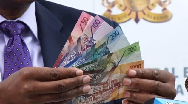 Kenyan Banknotes