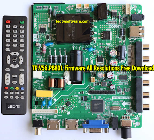 TP.V56.PB801 Firmware All Resolutions Free Download
