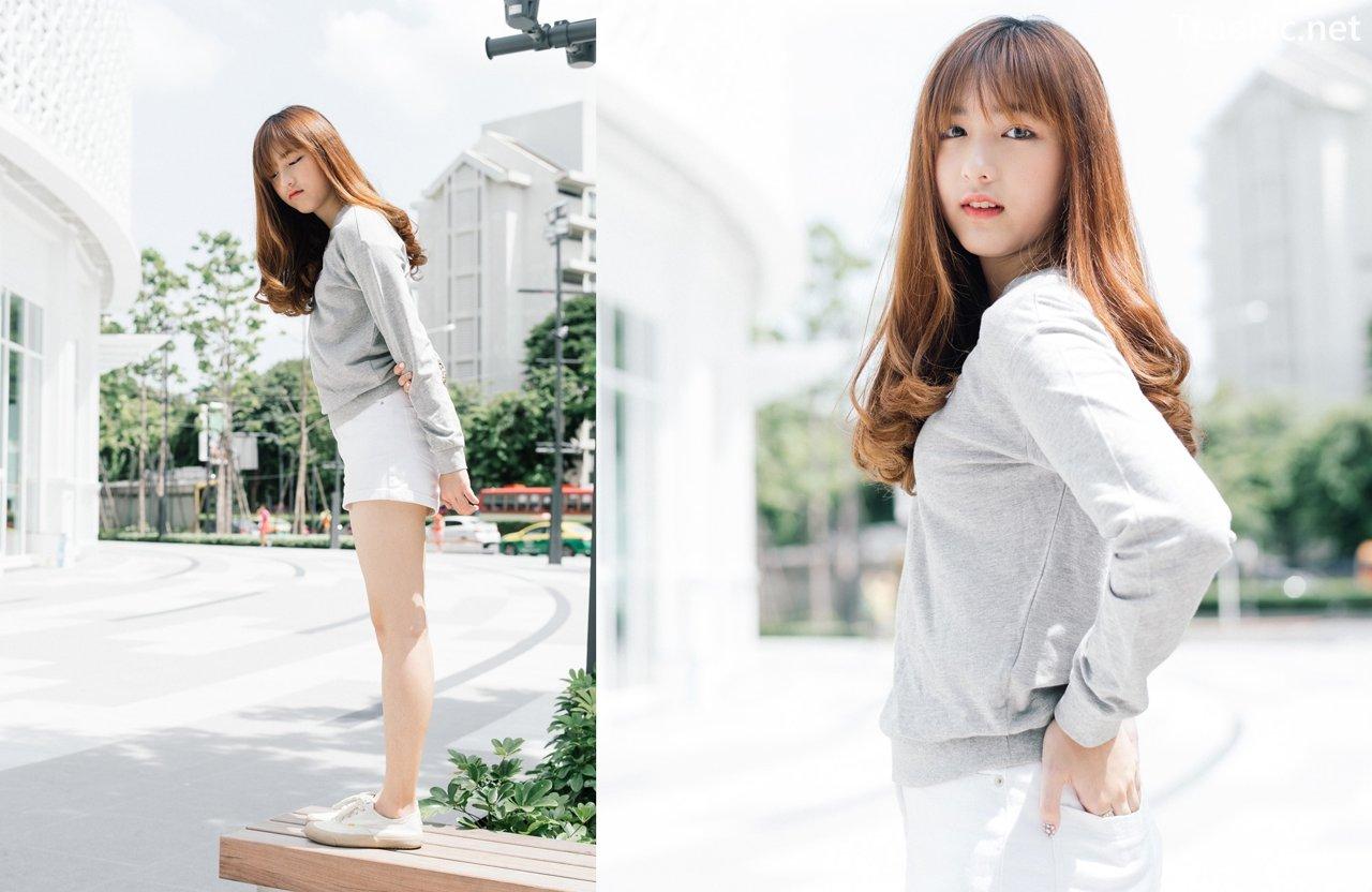 Image Thailand Cute Model – Emma Panisara - Nasa Mitrtown - TruePic.net - Picture-3