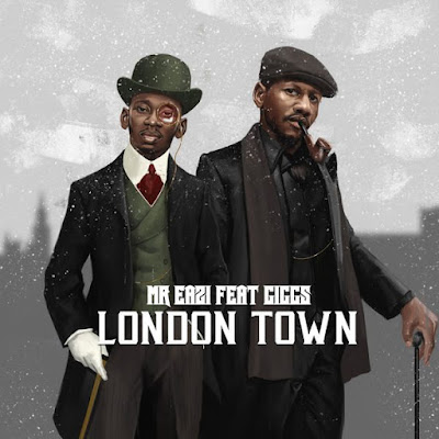Mr Eazi ft. Giggs - London Town