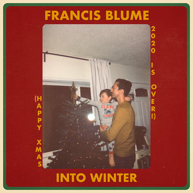 "Francis Blume's beautiful and sad reflections on Christmas day- ""Into Winter"" (Happy Xmas 2020 Is Over!)"