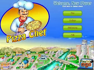 Free Code Games Pizza Chef Install exe - Children Play free games