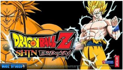 Dragon Ball Z: Shin Budokai PPSSPP PSP