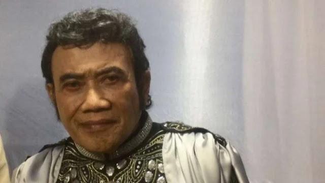Rhoma Irama Menyanyi Undang Keramaian di Bogor Dipersoalkan