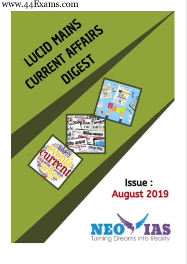 NEO-IAS-Current-Affairs-August-2019-For-UPSC-Exam-PDF-Book