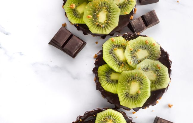 chocolate kiwi