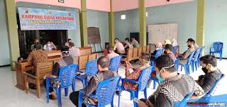 Kampung Tangguh Nusantara Diikuti   Danramil dan Babinsa