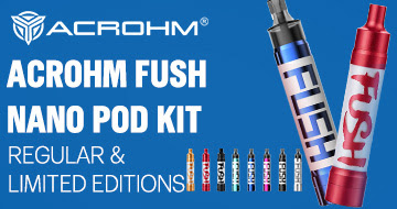 Acrohm Fush Nano Kit Limited Edition