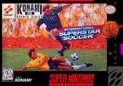 Rom de International Super Star Soccer Deluxe - SNES - Em Português - Download