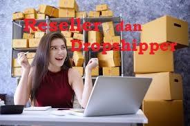 Bisnis Online Reseller dan Dropshipper