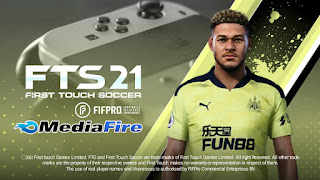 Download FTS 21 Android Special Nintendo Switch Edition HD Best Graphics