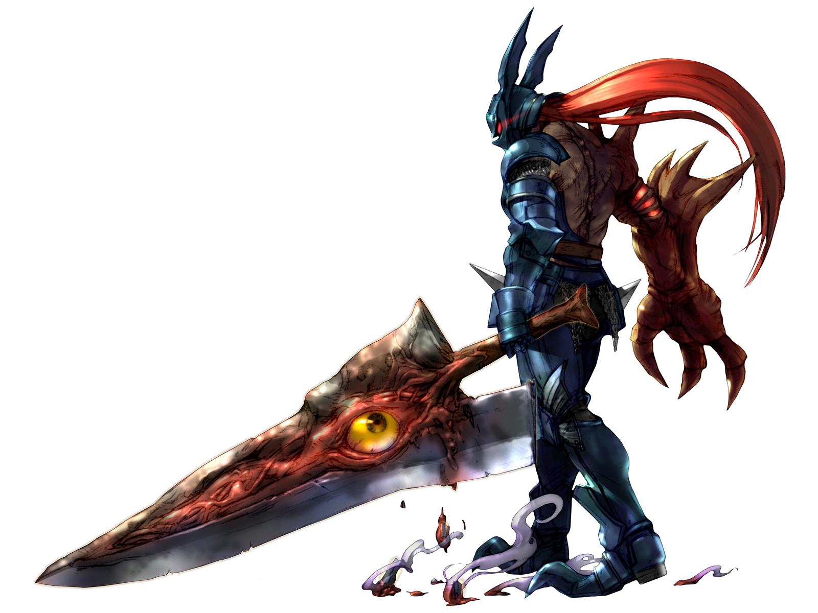 Goblin Punch: New Class: Demon Blade