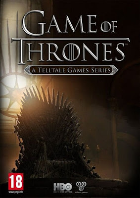 Capa do Game of Thrones: A Telltale Games Series