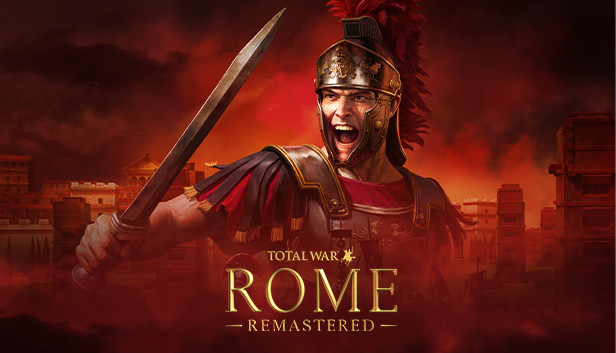 War: Rome Remastered Compared to the original
