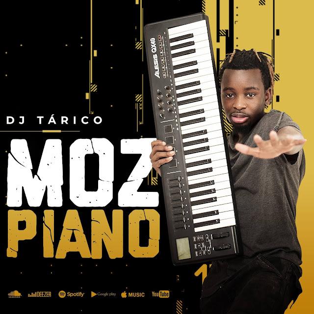 Dj Tárico - Mozpiano (EP)