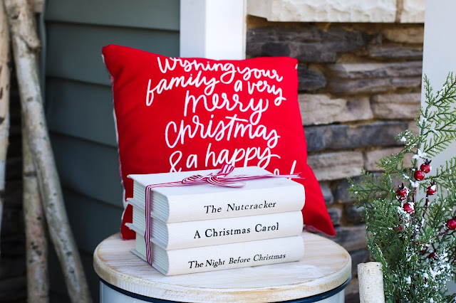 6 Ideas for Your Christmas Front Porch