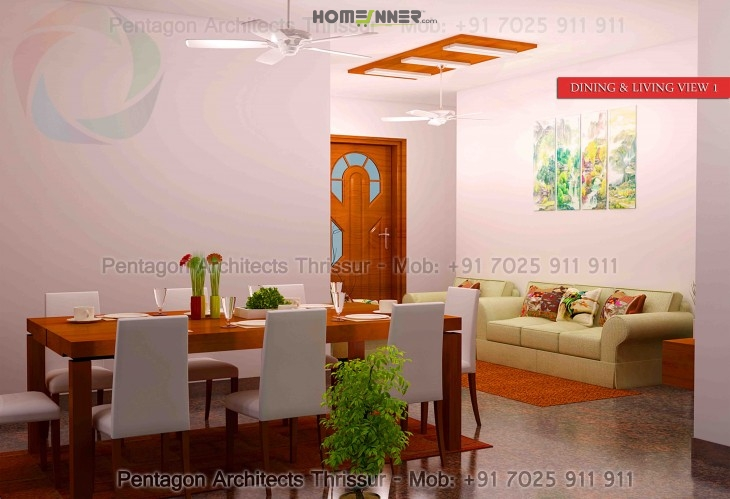 Dining Room Interior Design Ideas By Pentagon Kochi Penting Ayo Di Share