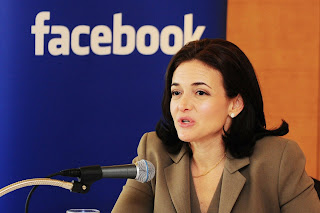 Sheryl Sandberg Donates $31 Million in Facebook Stock to Charity