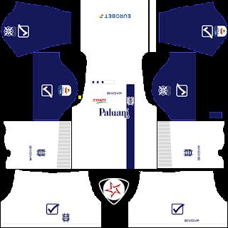 AC Chievo Verona 2018 - 2019 Away Kit