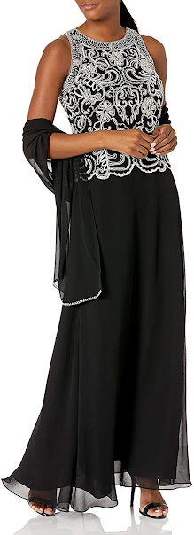 Beautiful Black Mother of The Groom Dresses
