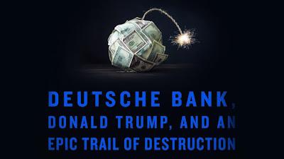 Deutsche Bank Trump Epstein money laundering corruption transnational crime Germany
