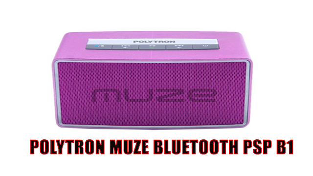 2 Speaker Bluetooth Polytron Muze terbaik