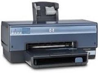 Picture HP Deskjet 6848 Printer