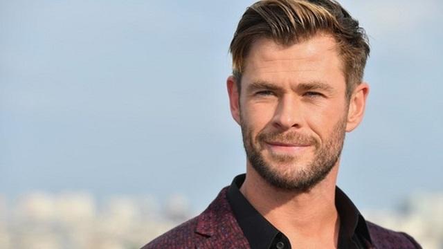 Chris Hemsworth/Reprodução