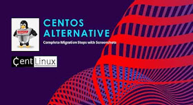 Migrate CentOS 8 Operating System to Oracle Linux