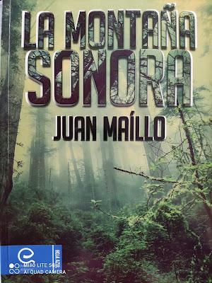 Juan Maíllo, La montaña sonora, Sierra de Cazorla, novelistas andaluces de hoy