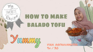 How to Make Balado Tofu