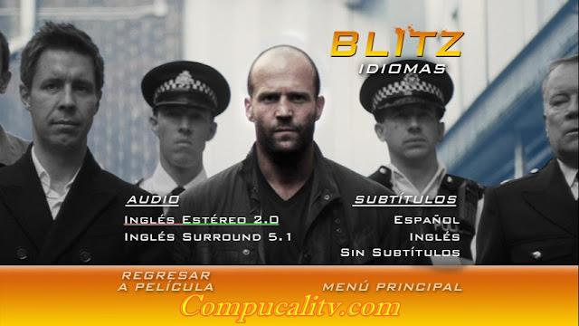 Blitz DVDR NTSC Descargar Subtitulos Español Latino R4 ISO 2011